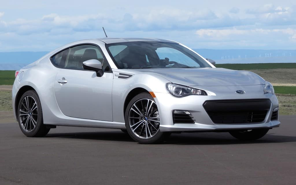 Subaru BRZ 2013 / The Guy Blog