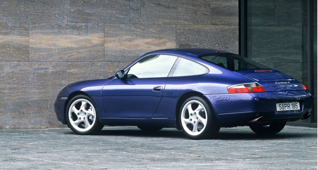 1999 porsche 911 / The Guy Blog