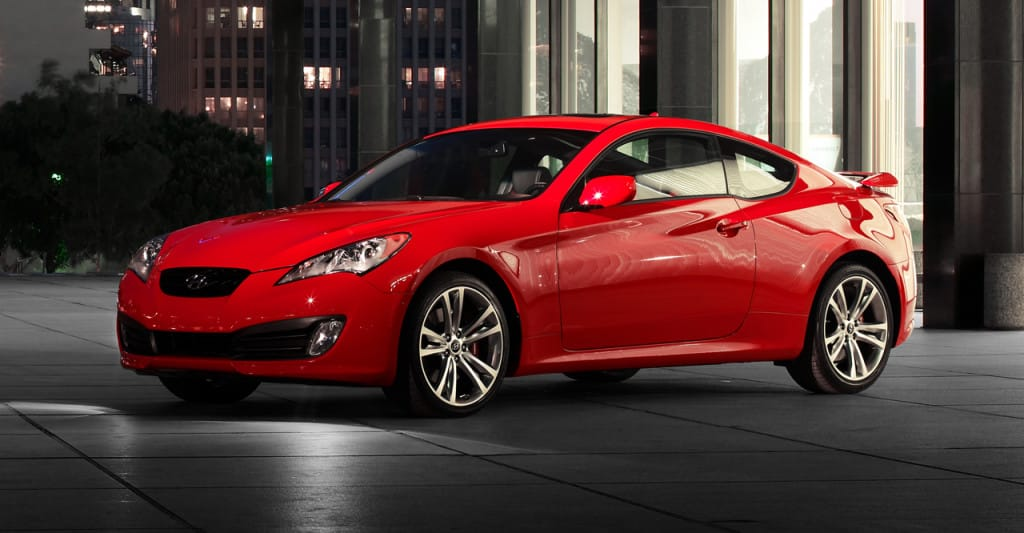 2010-Hyundai-Genesis-Coupe / The Guy Blog