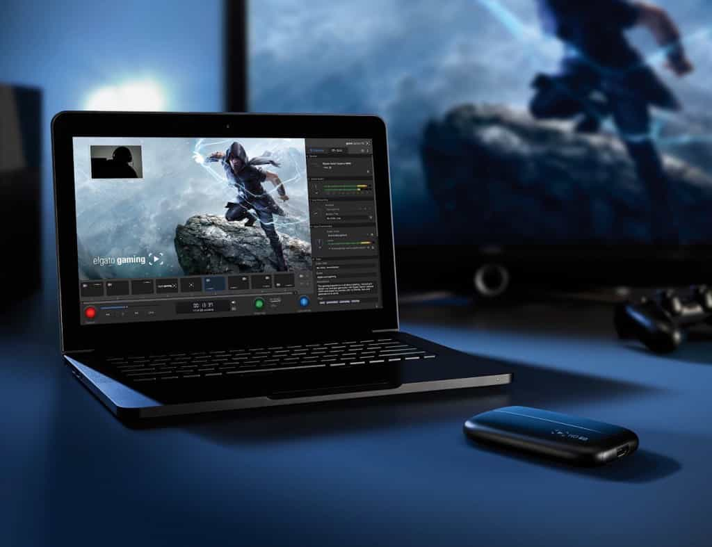 Cool gift ideas for men Elgato Game Capture HD60 closeup | The Guy Blog