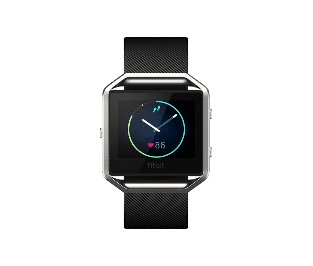 Cool gift ideas for men Fitbit Blaze | The Guy Blog