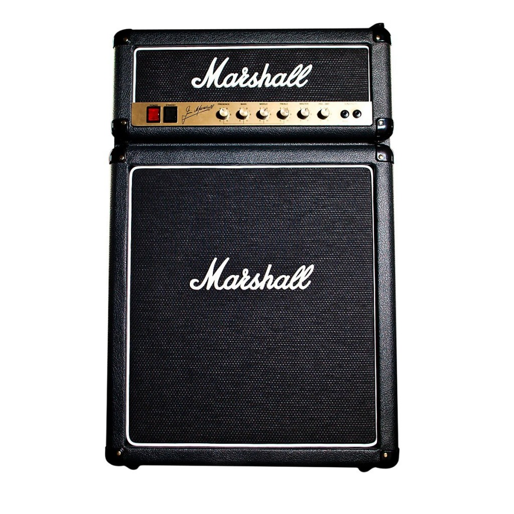 Cool gift ideas for men Marshall Fridge | The Guy Blog