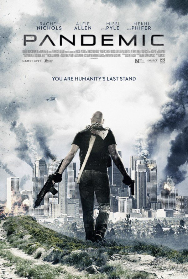 Pandemic movie new Poster | The Guy Blog