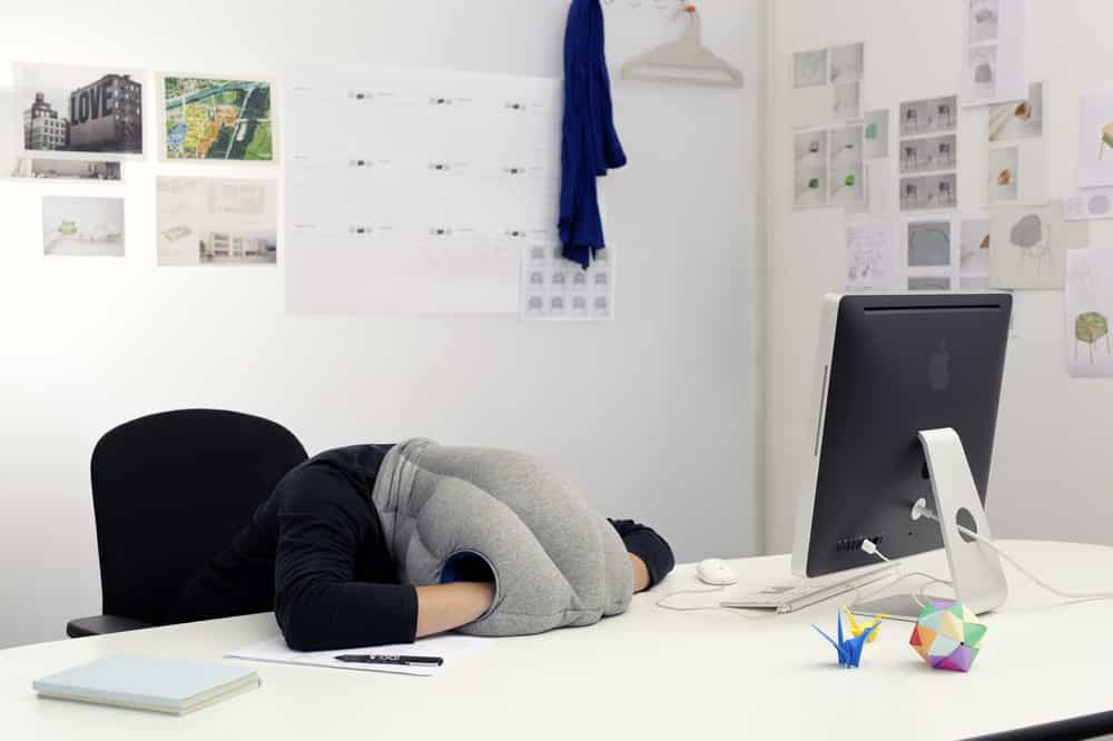 Cool gift ideas for men Ostrich Pillow | The Guy Blog