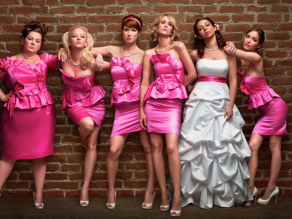 Chick Flicks Bridesmaids |The Guy Blog