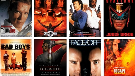 Top 20 Action Movies Of The 1990s Orlando | The Guy Blog