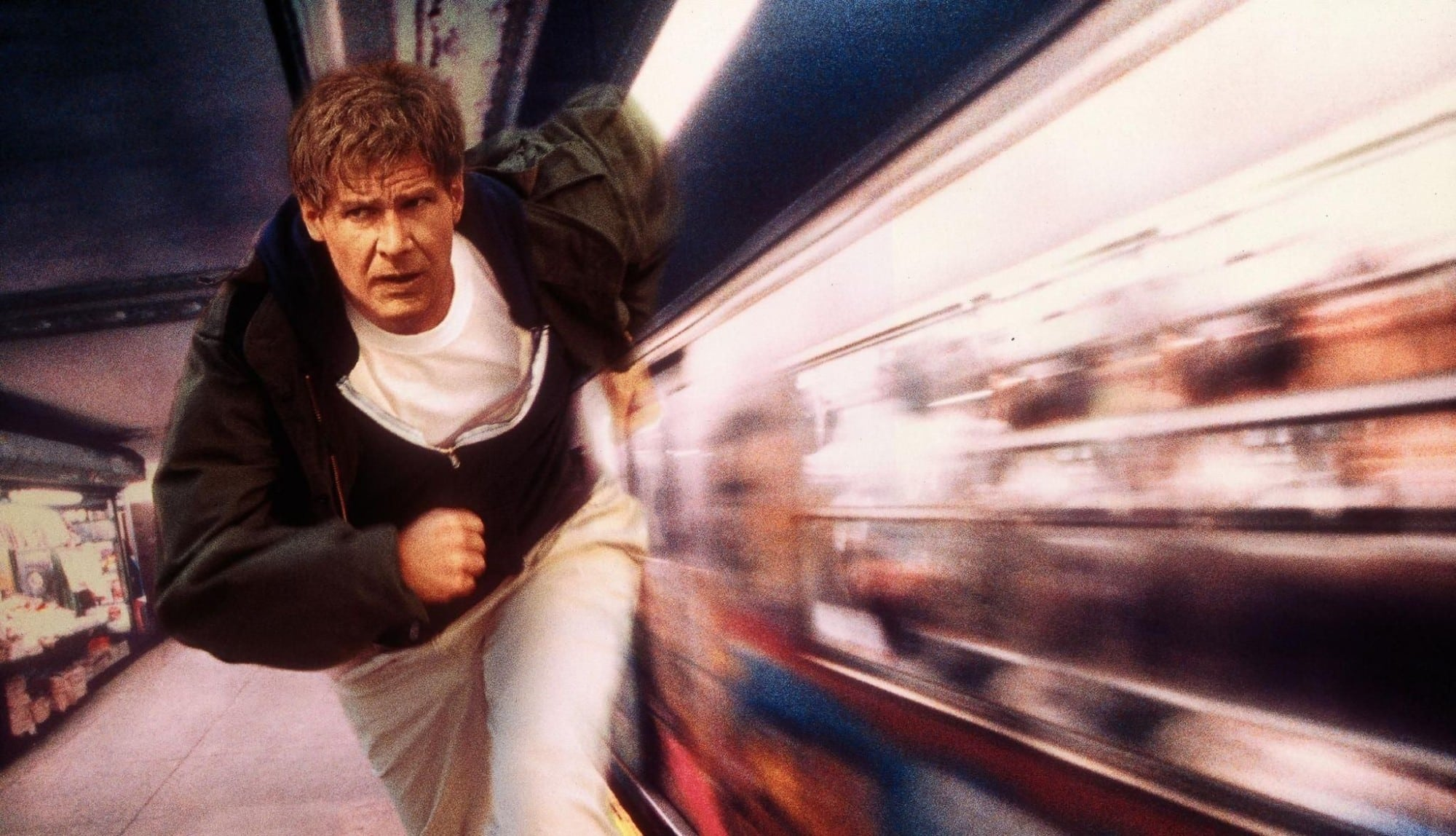 Top 20 Action Movies of the 1990s The Fugitive / The Guy Blog