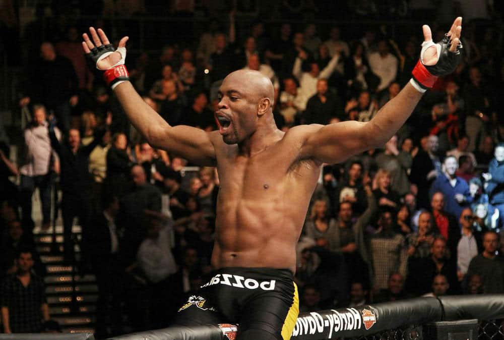 Anderson Silva - The Guy Blog
