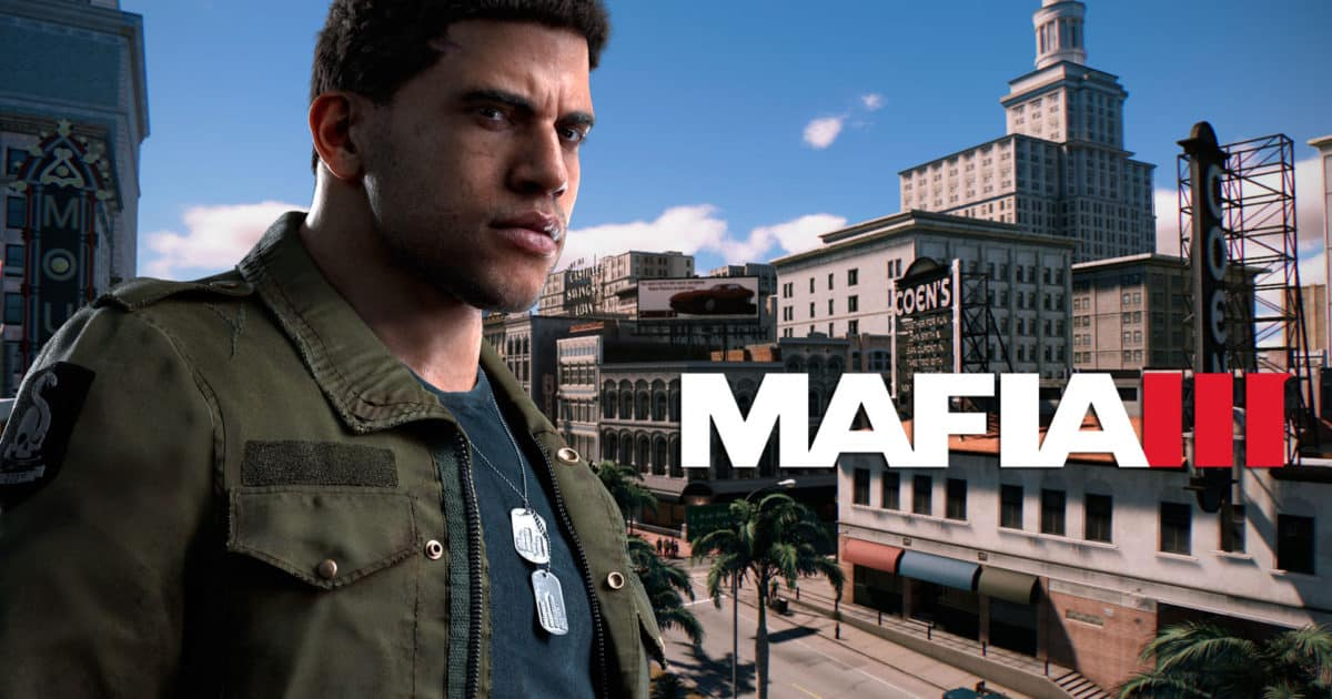 Mafia 3 - The Guy Blog