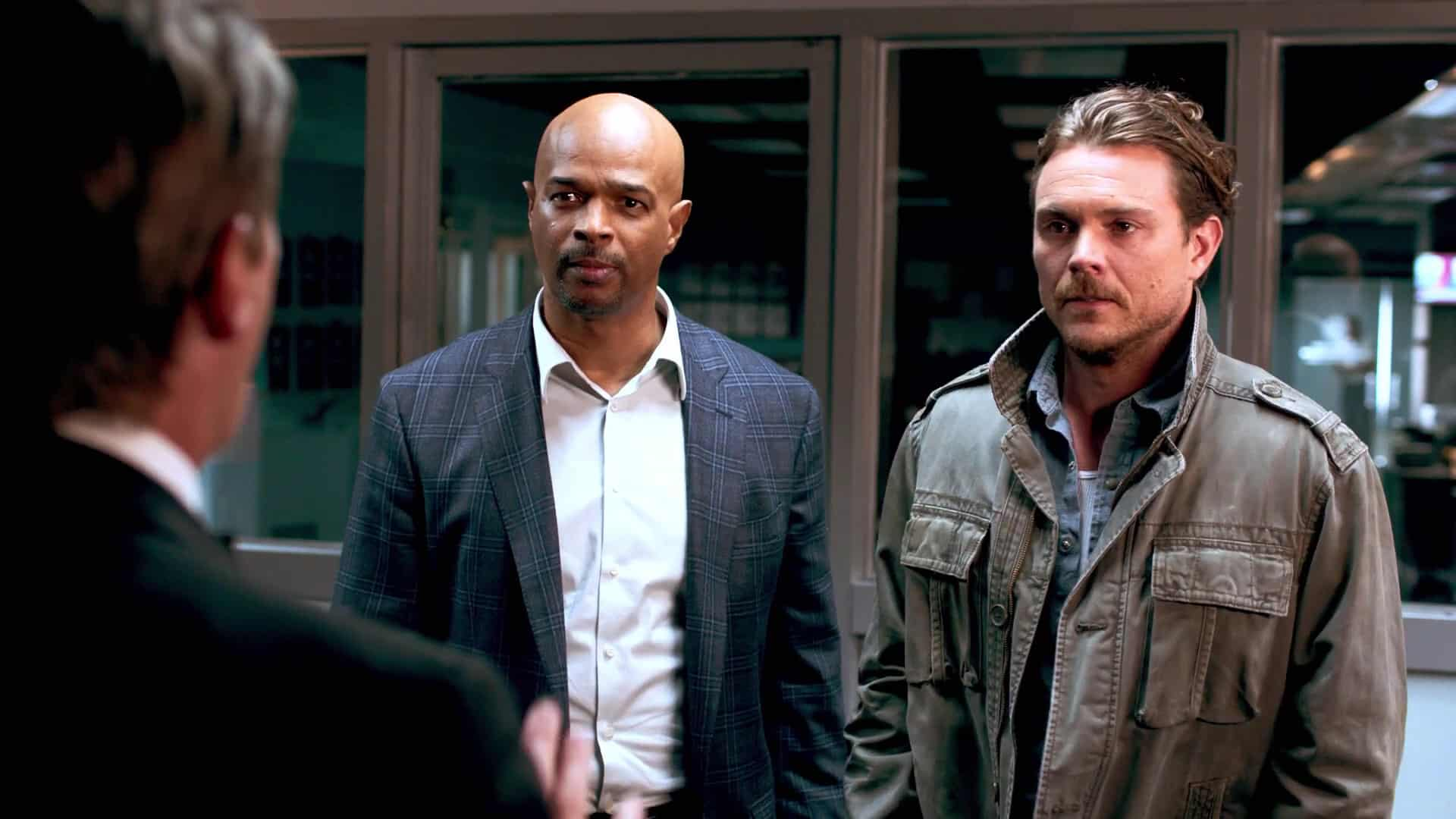 Lethal Weapon TV SHow - The Guy Blog