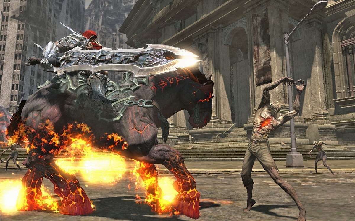 Darksiders Warmastered Edition   The Guy Blog