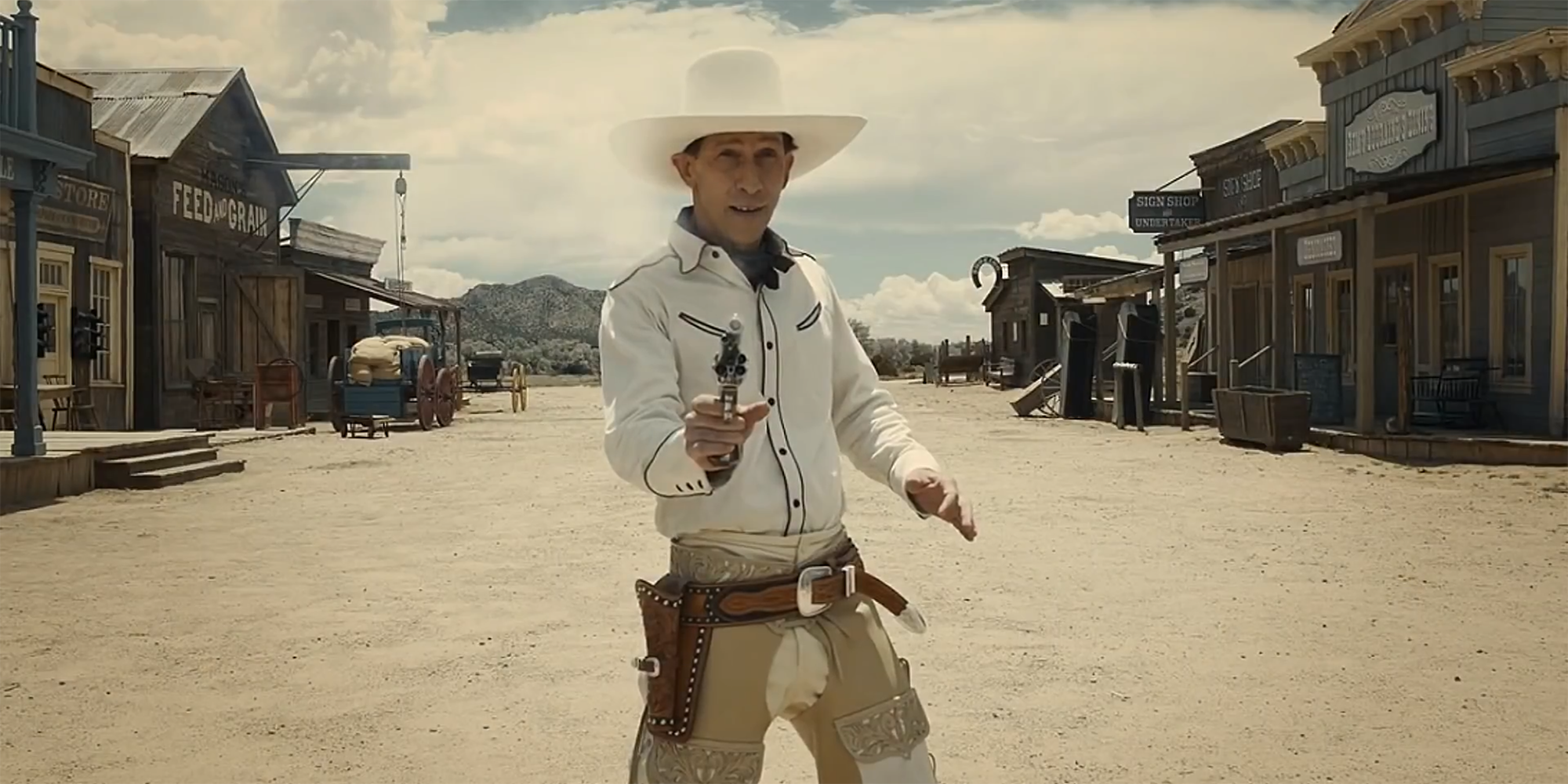 Best Movies on Netflix The Ballad of Buster Scruggs