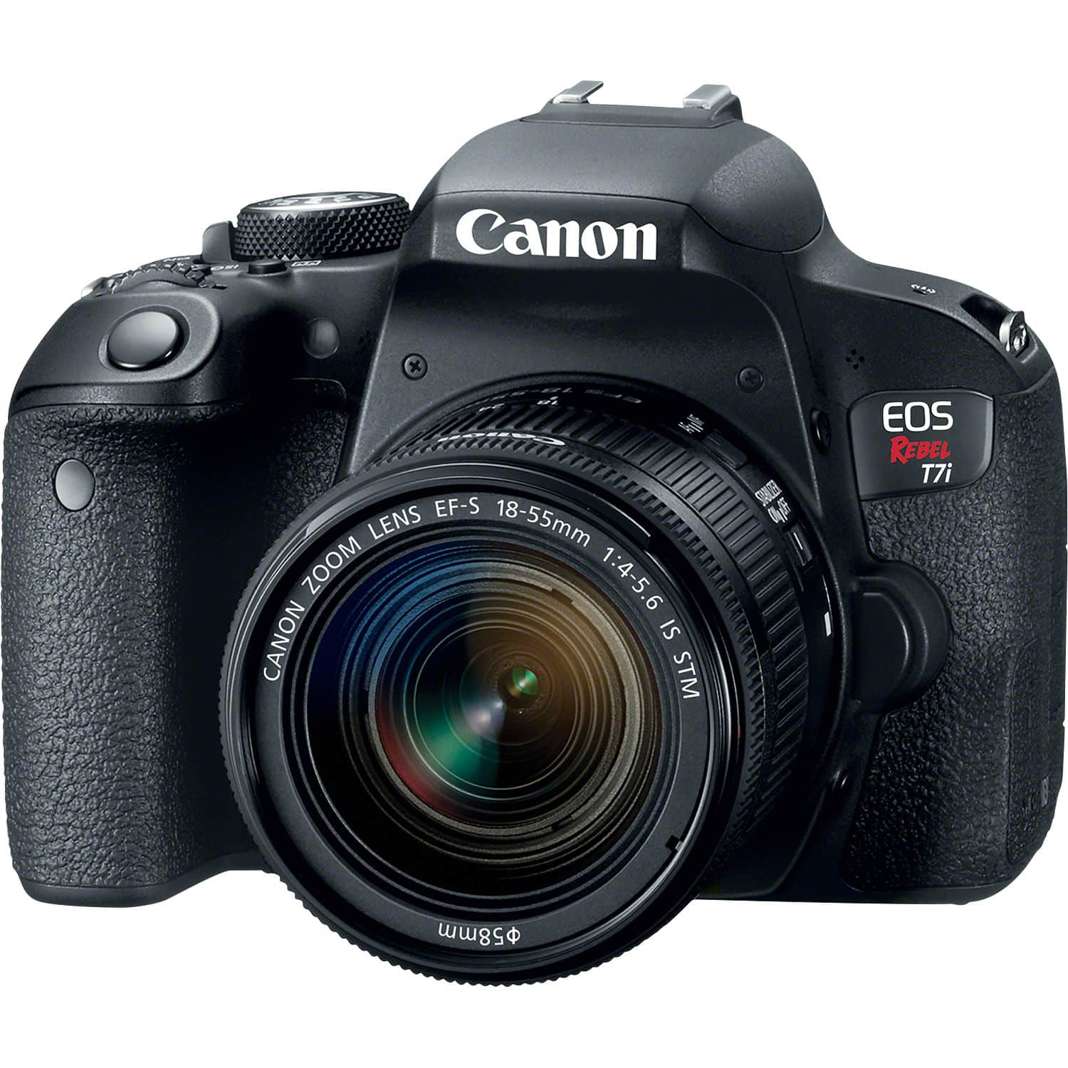 Canon Rebel T7i | Best Camera For YouTube Vlogging | YouTube Camera Kit