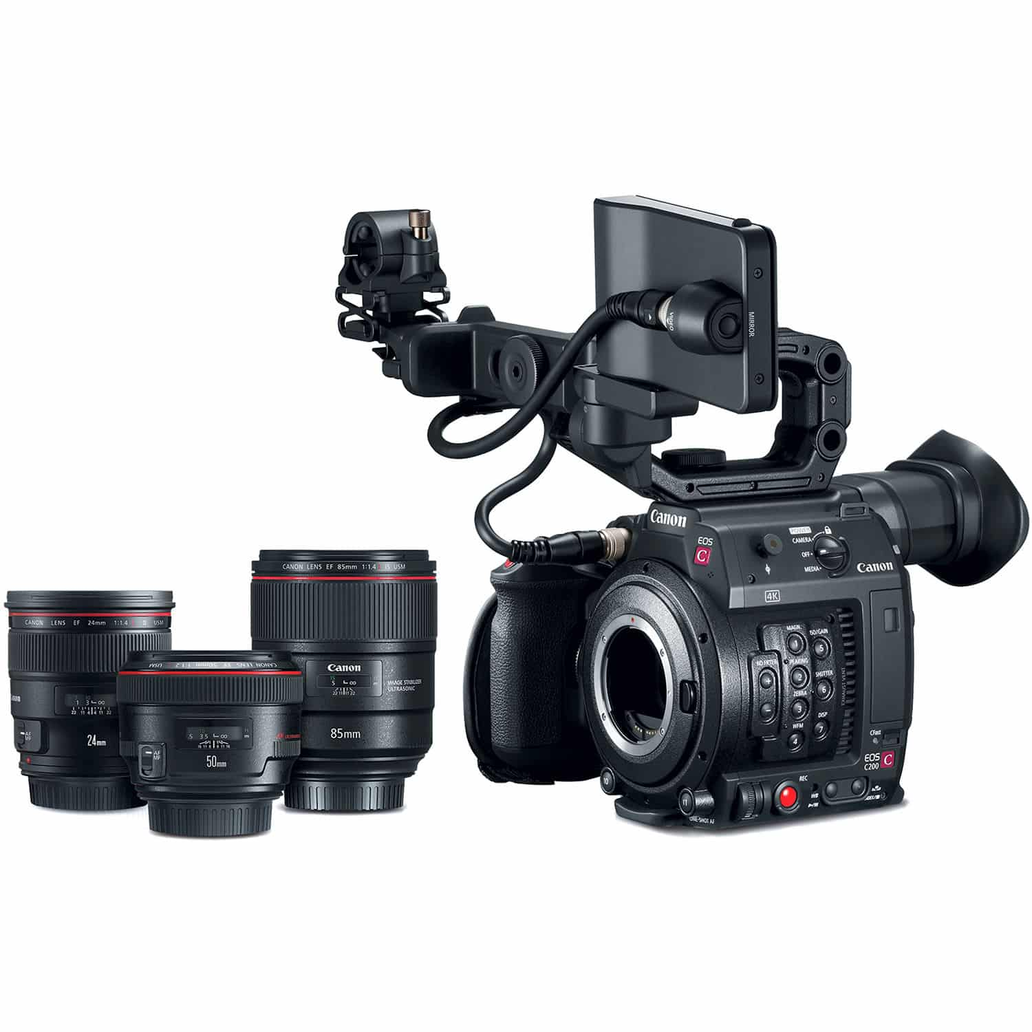 Canon c200 | Best Camera For YouTube Vlogging | YouTube Camera Kit