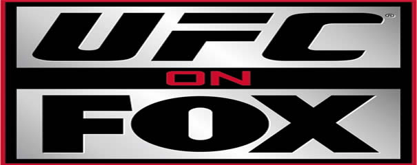 UFC on FOX, Awesome!!!