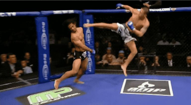 showtime kick | The Guy Blog