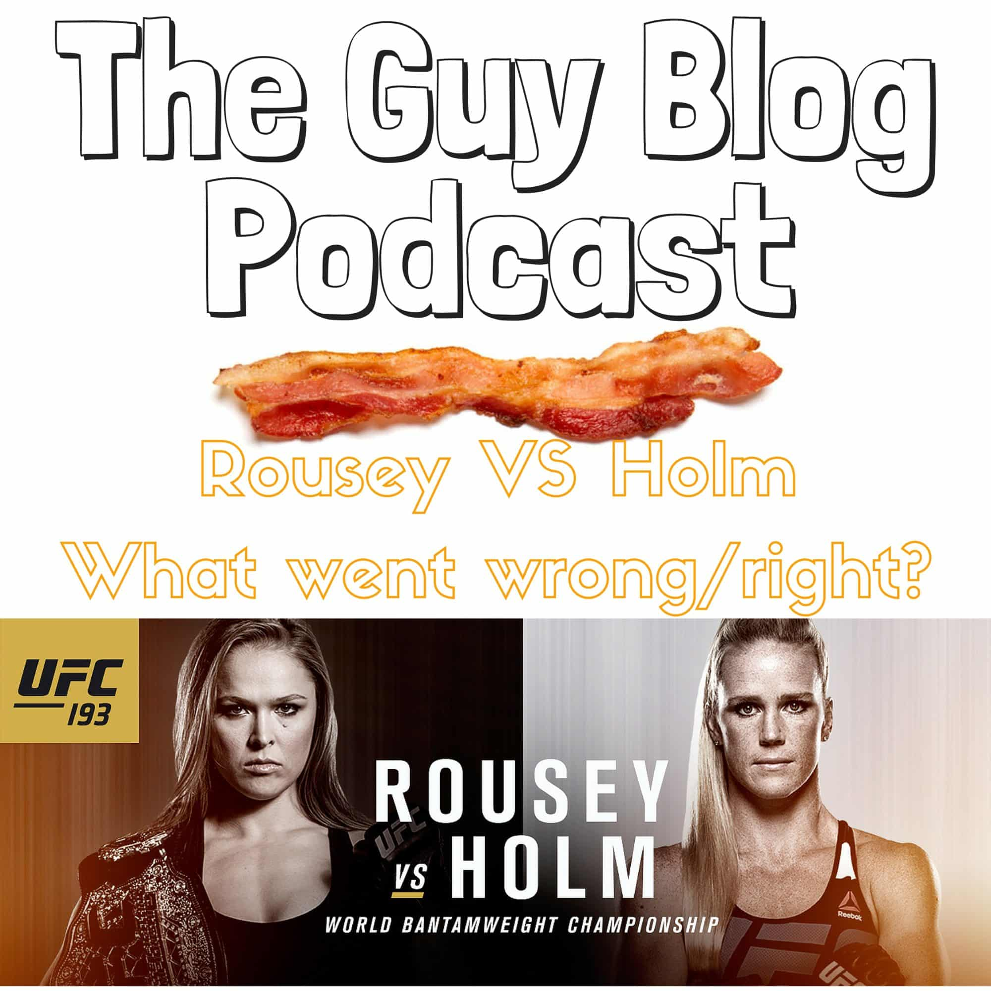 Why did Rousey lose?