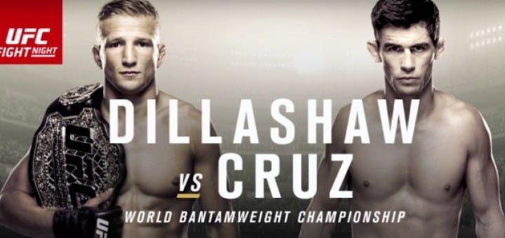 UFC Fight Night 81 The Guy Blog