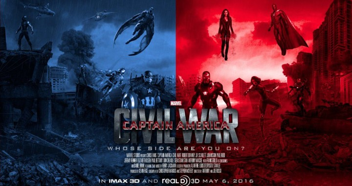 Captain America Civil War | TheGuyBlog.com