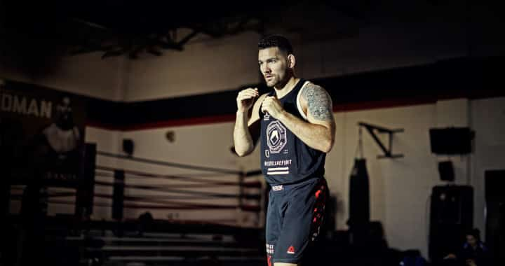 Chris Weidman | The Guy Blog