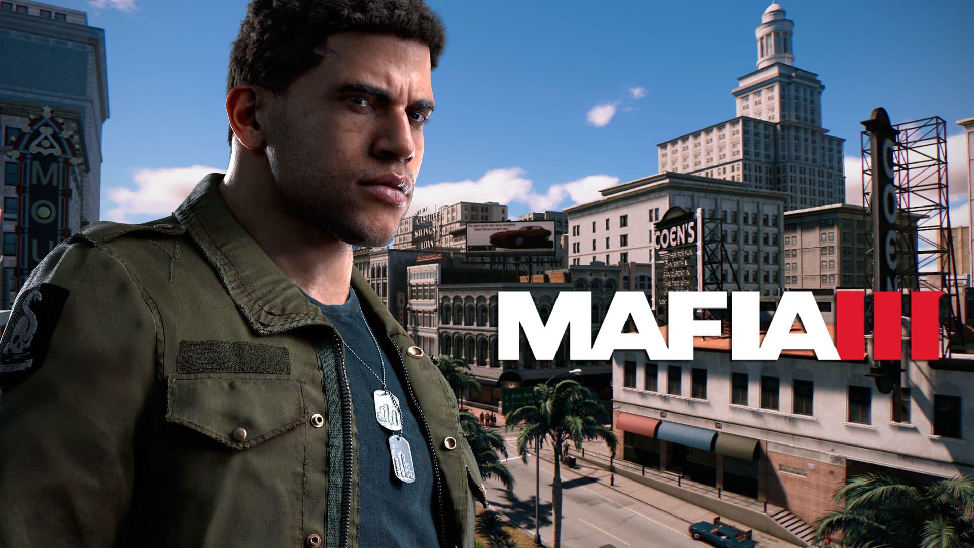 Mafia 3 - The Guy Blog