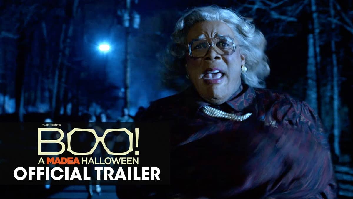 Boo A Madea Halloween | The Guy Blog