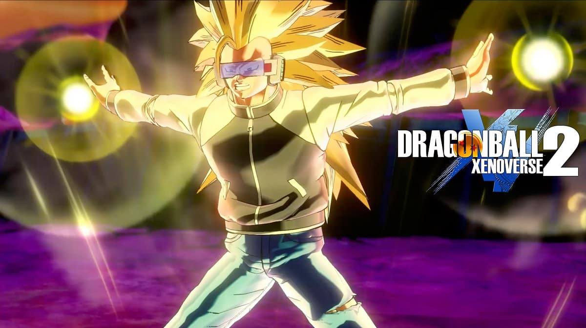 Dragon Ball Xenoverse 2 by Bandai Namco | The Guy Blog