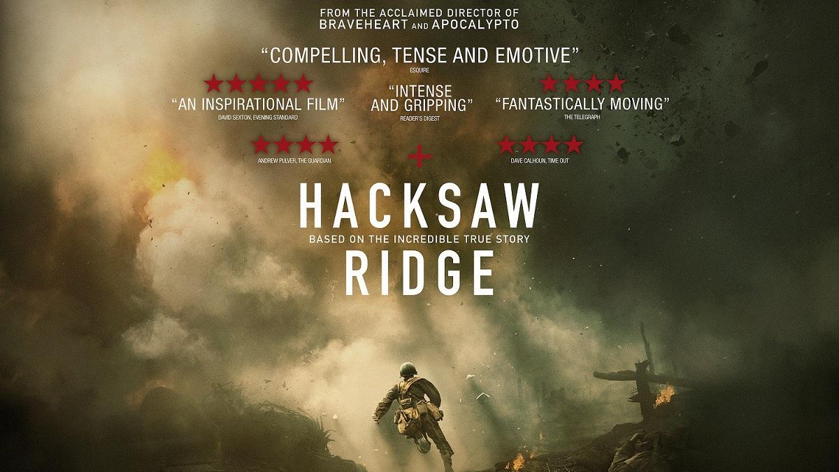 Hacksaw Ridge Starring Andrew Garfield Movie Review | The Guy Blog