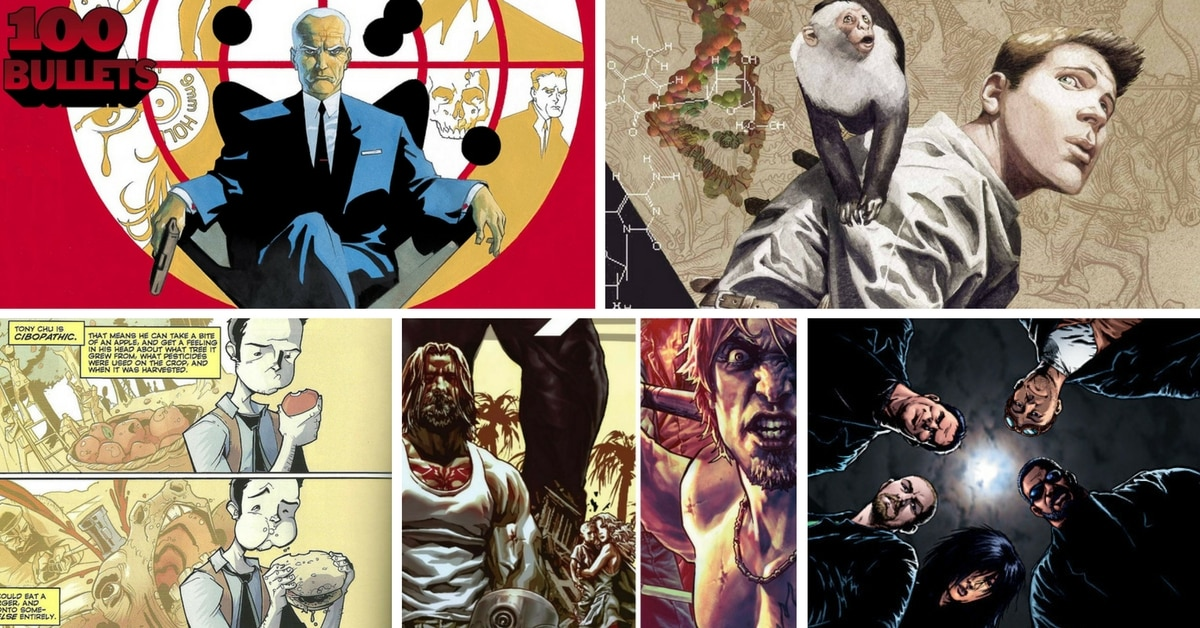5 Comic Books That Should Be Turned Into TV Shows