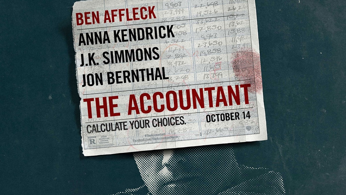 The Accountant Movie | The Guy Blog