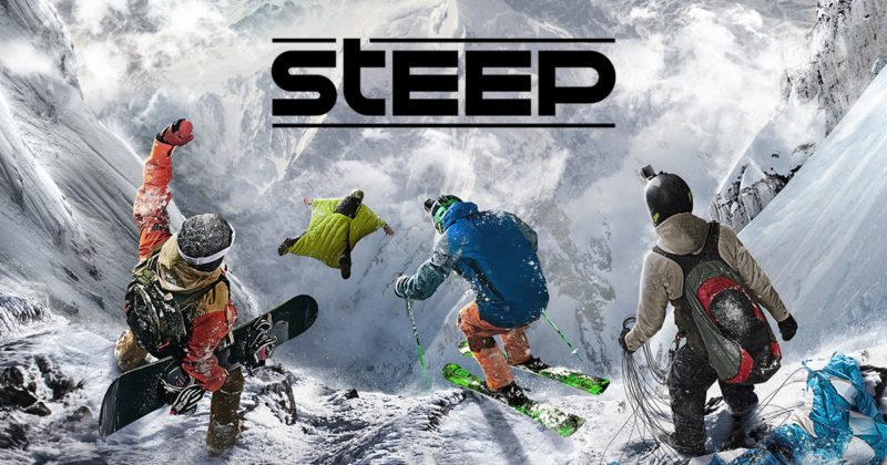 Steep By Ubisoft Video Game Trailer | The Guy Blog