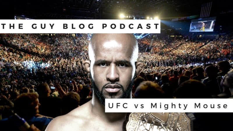 Demetrious Johnson UFC