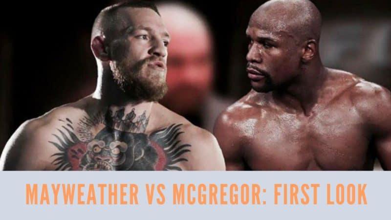 TGBP 018 Mayweather VS McGregor- First Look