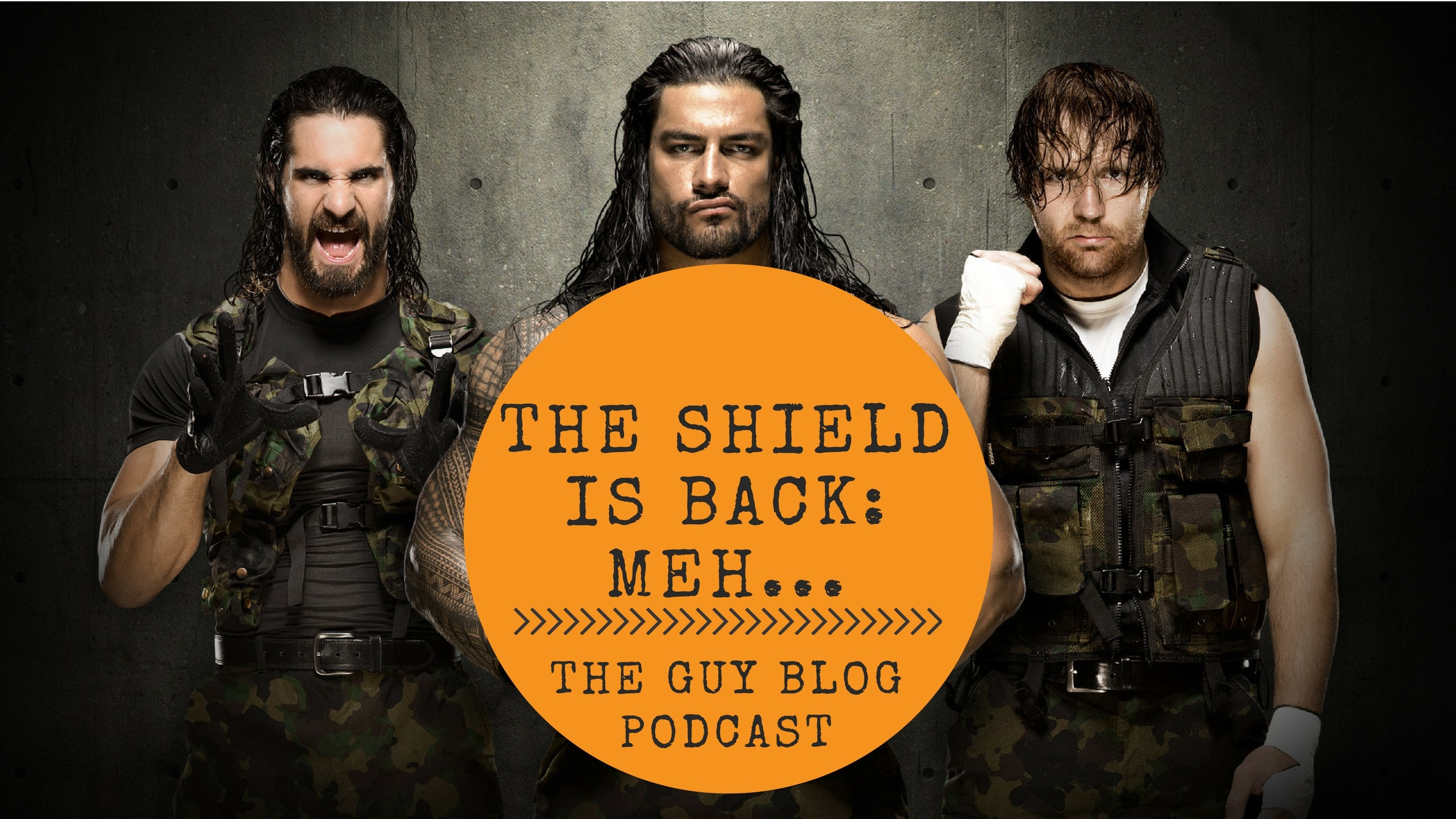 TGBP 041 The Shield is Back: Meh