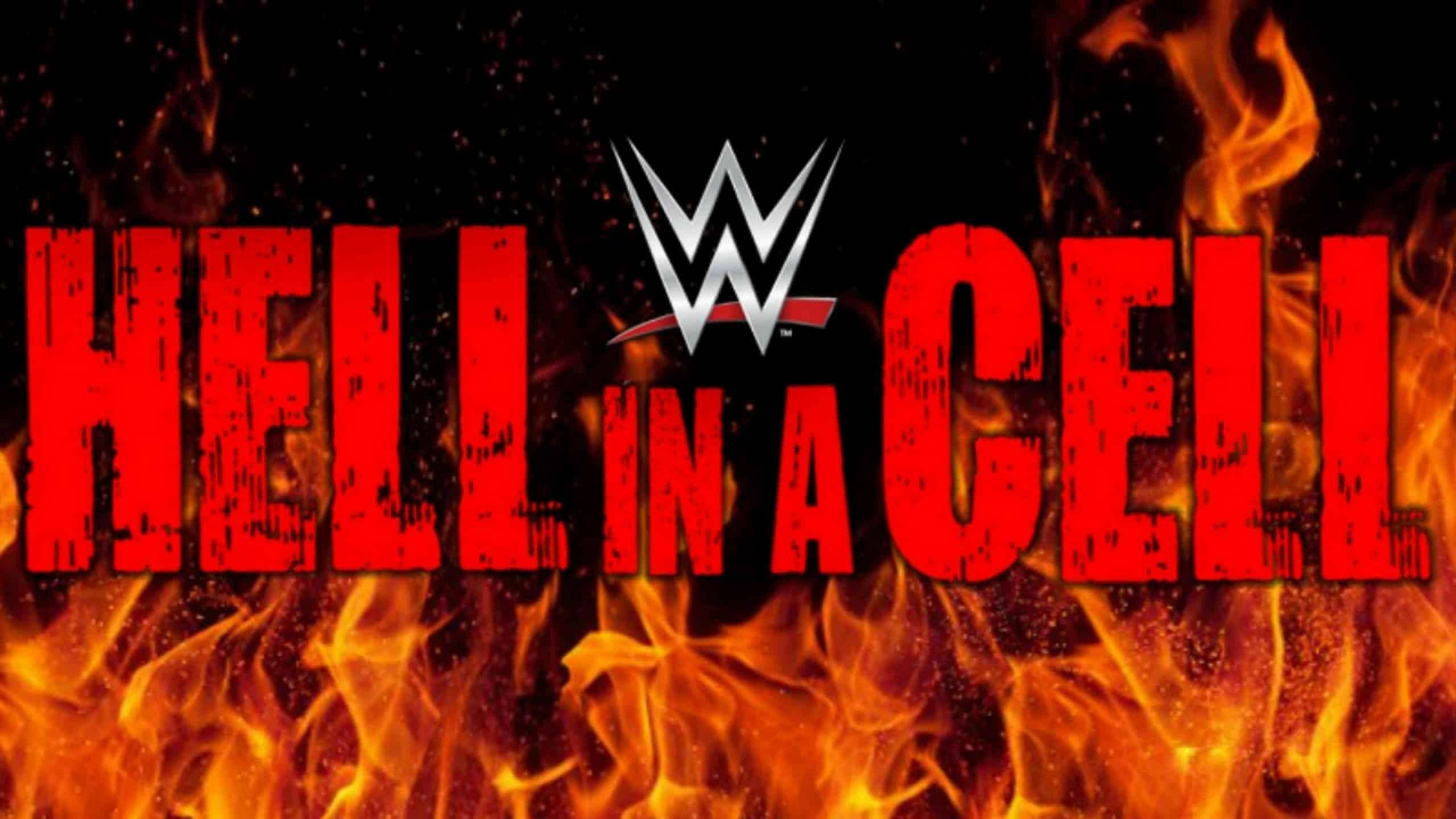 WWE Hell In A Cell 2017 - TheGuyBlog.com