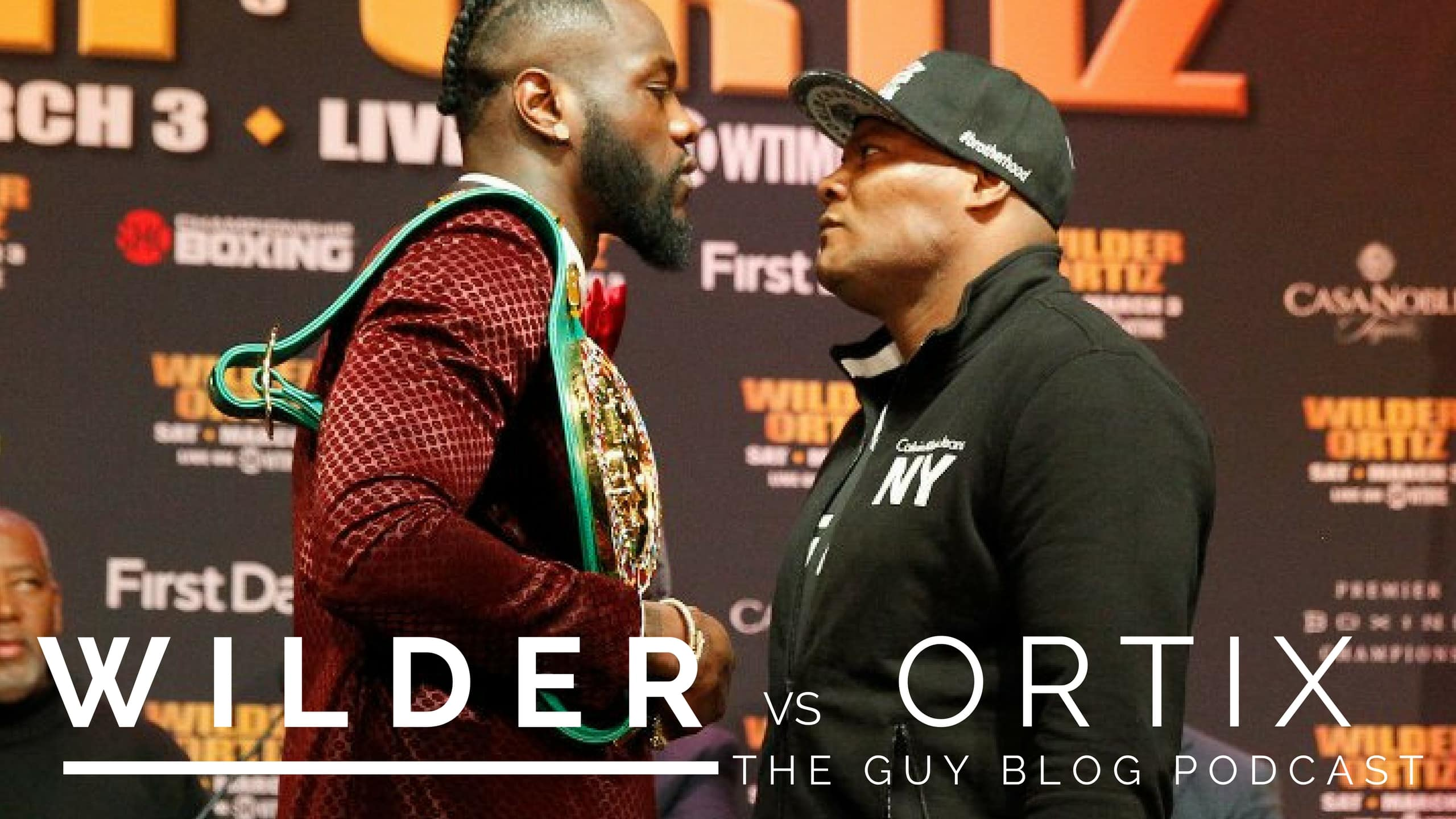 Wilder vs Ortiz:  Deontay Wilder is the Future of Boxing