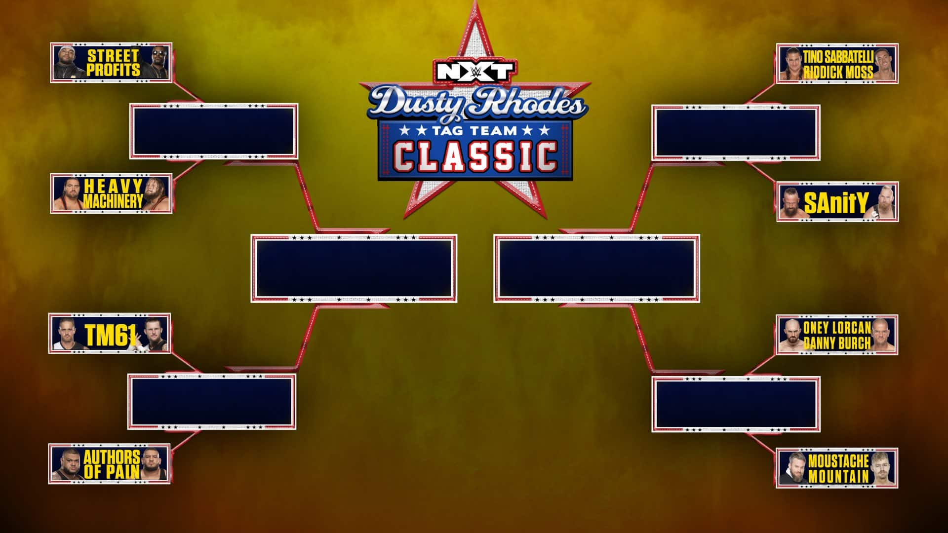The WWE NXT Dusty Rhodes Tag Team Classic is Back