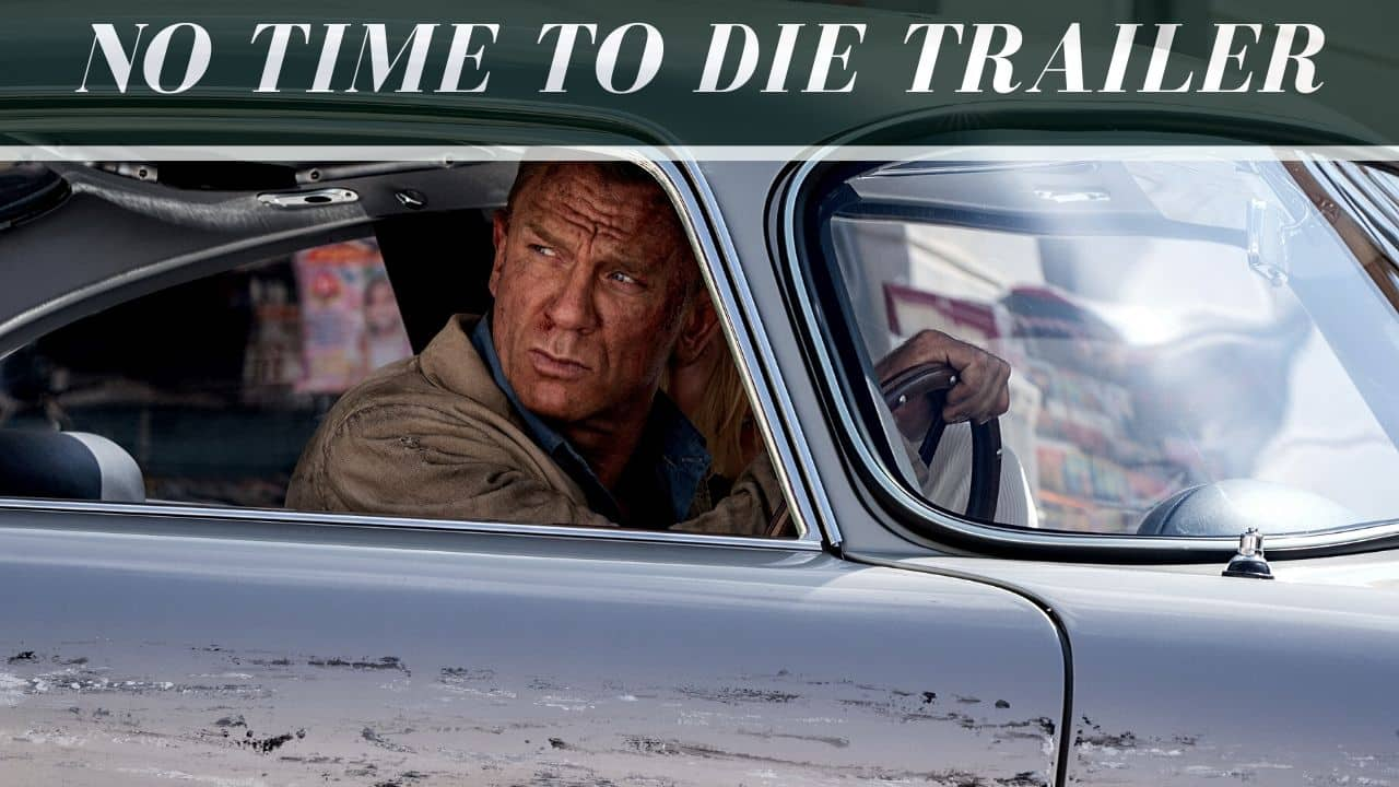 No Time To Die | Bond 25 (2020) | Movie Trailer