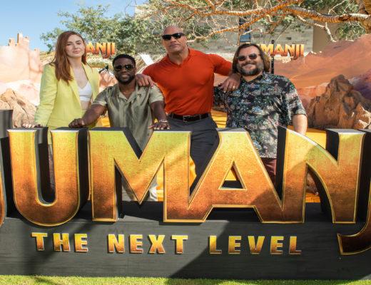 JUMANJI: THE NEXT LEVEL | Movie Trailer | The Guy Blog