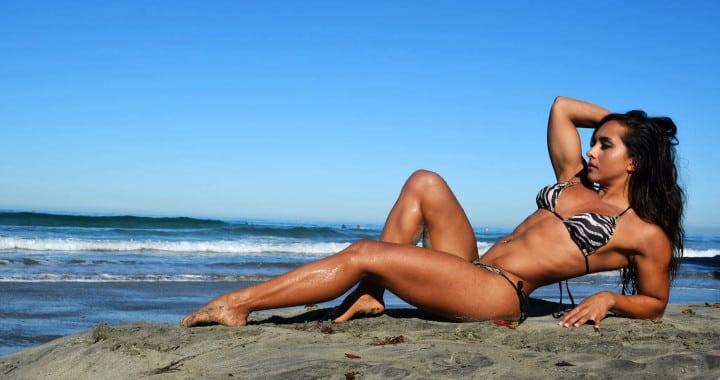 TGB FItGirl Vanessa Serros | The Guy Blog